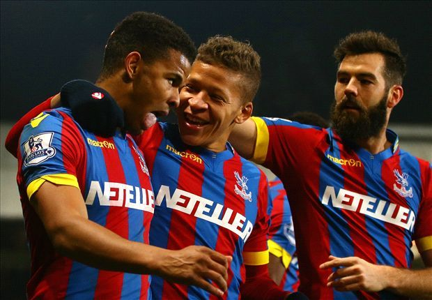 Ratings: Crystal Palace 1-1 Newcastle