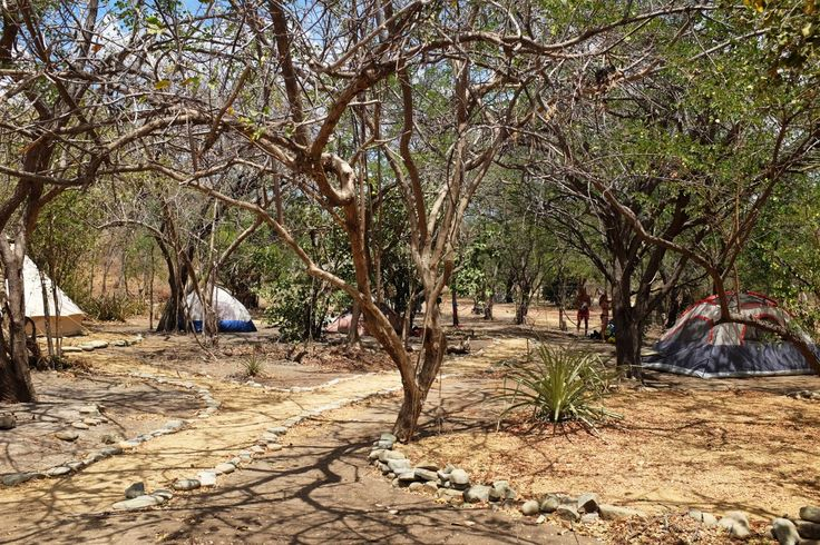 Hibiscus & Nomada : Popoyo - Camping La Luna   Surfers Paradise in Nicaragua Pacific Coast by Hibiscus & Nomada   Backpackers Travel Tips