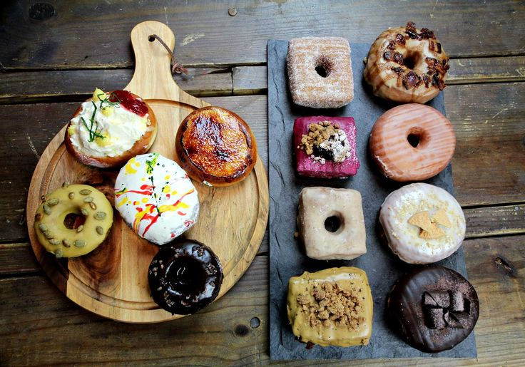 We Ate Everything at Salty Donut, Miami's First Gourmet Donut Shop