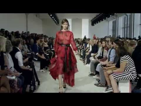 Michael Kors Spring 2016 Collection Runway Show at NYFW - YouTube