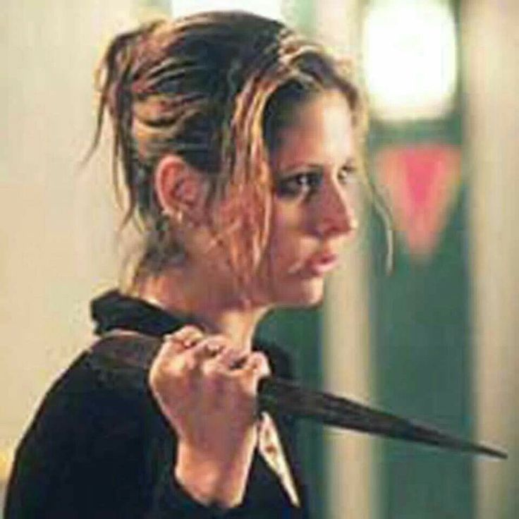 Followed by one of the saddest moments. Poor Buffy looses Angel. (1st time)