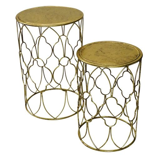 Searles Nate Side Tables