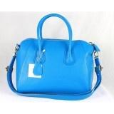 Cheap Fashion Givenchy A Grade Genuine Calfskin Leather Bag - Blue Replica