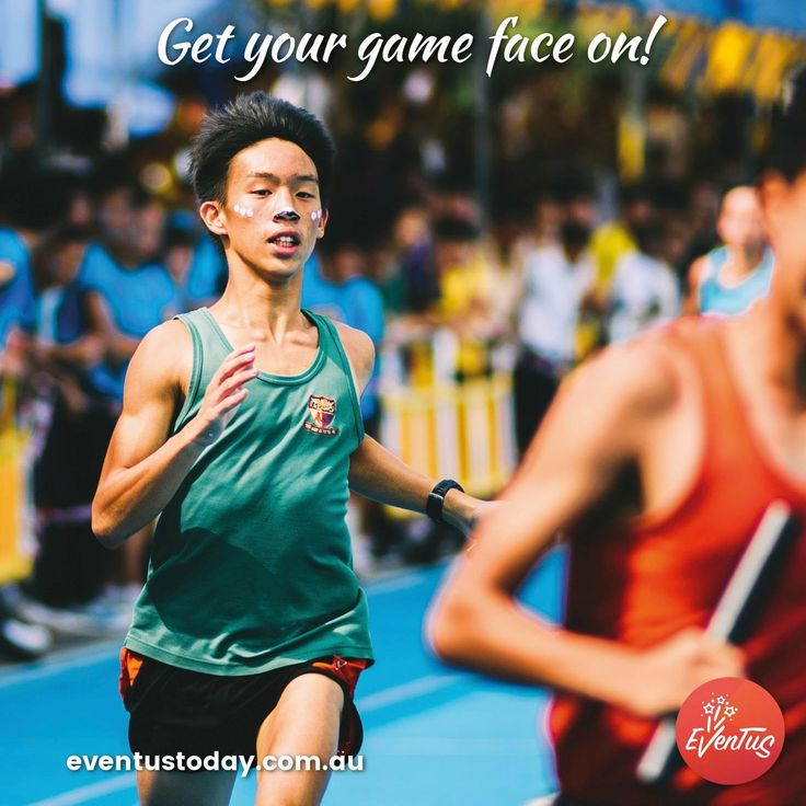 Get your game face on and discover new sports, game days and championship playoffs on the winning app, Eventus Today.  Check out the app – it's free! www.eventustoday.com.au