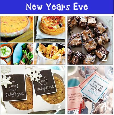 "A ""Round-Up"" of FUN New Year's Eve ideas that you can do with your sweetheart or your family!  :)  #newyears @The Dating Divas"