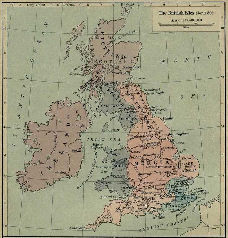 37 best history Maps images on Pinterest  Anglo saxon Dark