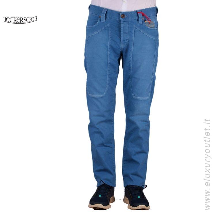 #Jeckerson #trousers -60% on #eluxuryoutlet!!! >> http://www.eluxuryoutlet.it/it/catalogsearch/result/?q=C1UK14605