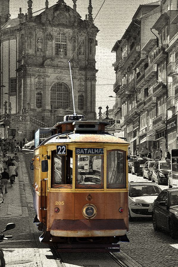 Oporto Tram