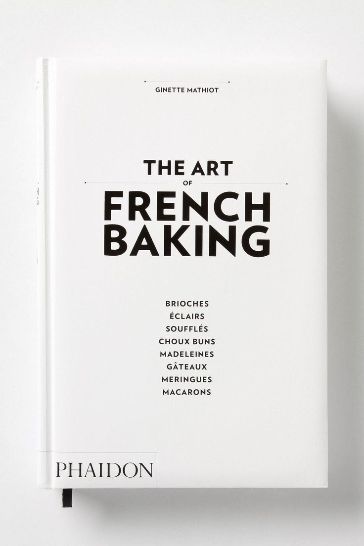 the art of french baking. over 350 simple recipes as well as details of basic equipment, techniques and information on how to troubleshoot common baking problems.