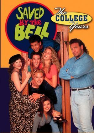 Saved by the Bell - The College Years