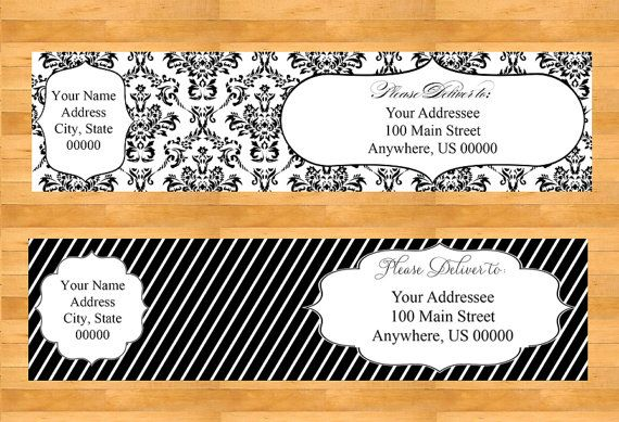 Address Labels For Wedding Invites: 1000+ Ideas About Wedding Address Labels On Pinterest