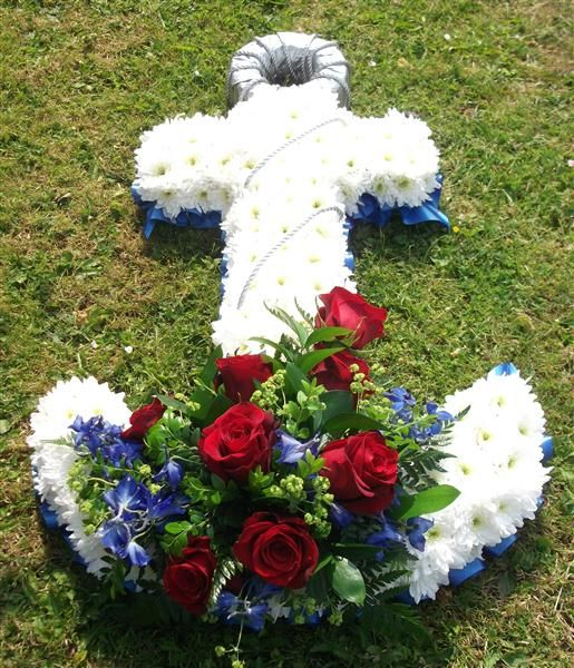 Fneral flowers - Anchor. Heritage Funeral Homes, Crematory and Memorial Parks, Arizona #funeralflowers #funeral #flowers
