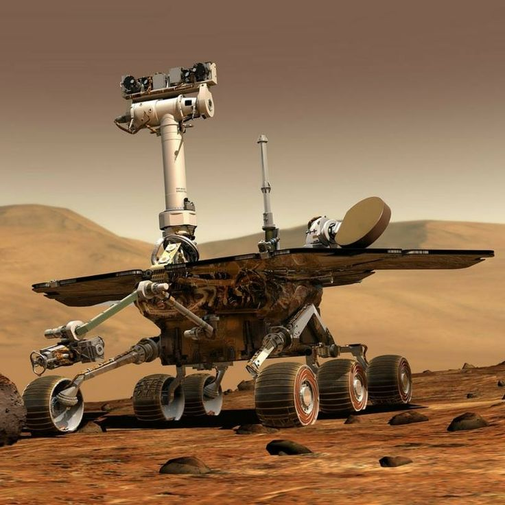 Today is the 14th anniversary of the day NASA launched the Mars Spirit Rover mission. It landed on the surface of the red planet successfully in January of 2004 and remained functional all the way until March of 2010. Notably, the rover was only supposed to last about 90 days, so NASA got their money's worth from Spirit. The rover remains unresponsive on Mars' surface to this day despite many previous attempts to hear back from it.