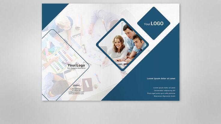 Company Profile Cover Design
