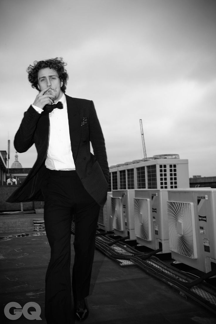 Aaron Johnson: Smirnoff Black Most Stylish - GQ Men Of The Year 2010 | British GQ