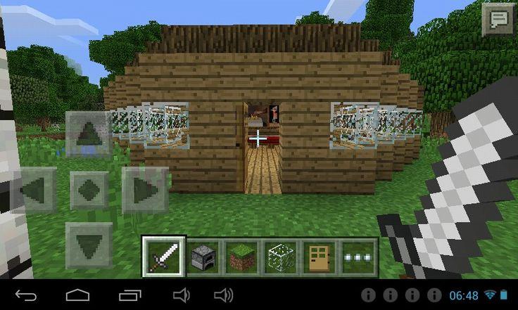House idea 1 outside entrance