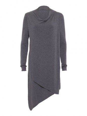 Wrap L/S Drape Dress from $179.95