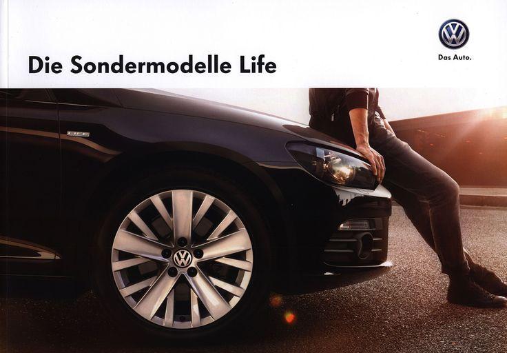 https://flic.kr/p/HKBoop | Volkswagen - Die Sondermodelle Life; 2013_1