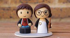 Las figuras de novios más originales (y frikis) para la tarta - https://amor.net/figuras-de-novios/