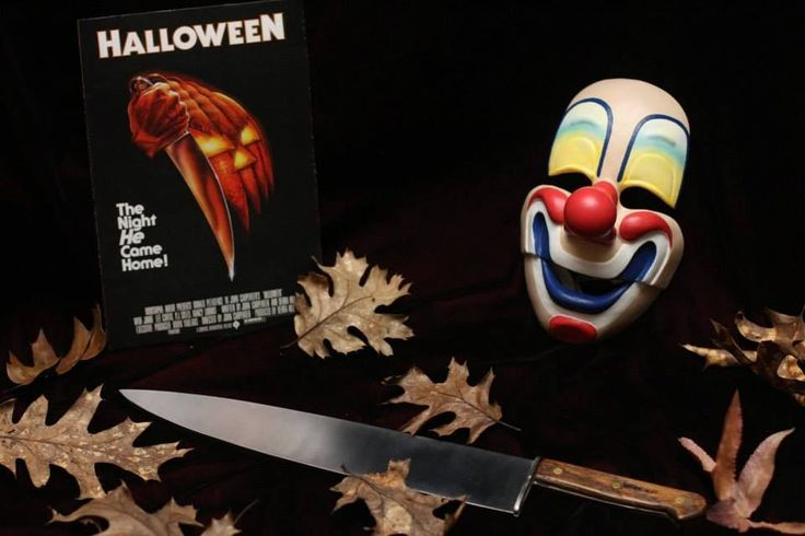 Michael Myers H-63 Clown Mask Replica | Clowns, eBay and ...
