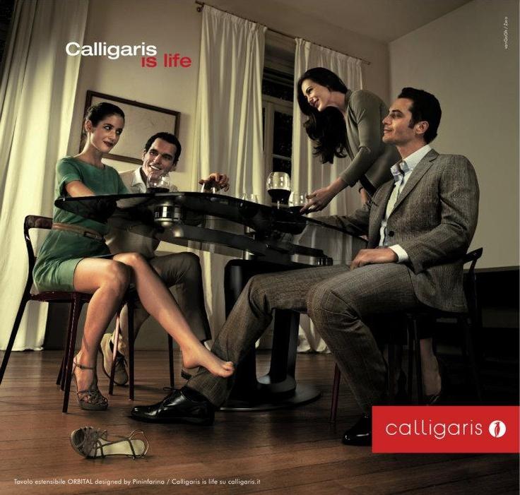 Un tavolo #Calligaris è davvero una tentazione...