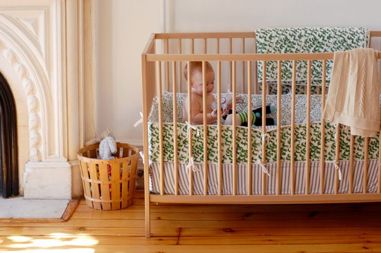 ikea sniglar crib - 79.99 at ikea - going to get this for the baby room. Love the natural color!