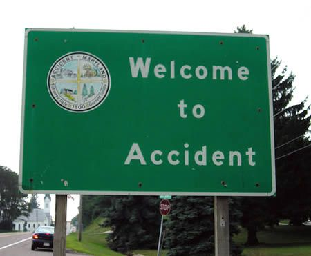 15 Most Unfortunate Town Names (funny town names, funny city names, weird town names, strange town names, bizarre town names) - ODDEE