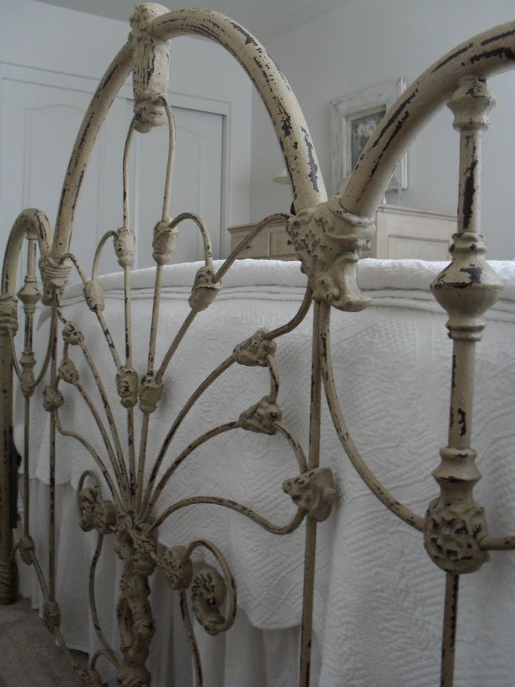 259 best Wrought Iron & Brass Beds images on Pinterest ...