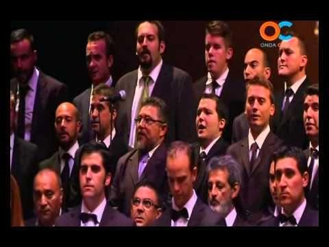 """Banda de Música Santa Ana & Coro de Julio Pardo - Cádiz dos Pasiones - Marcha """"Encarnación coronada"""" - YouTube"""
