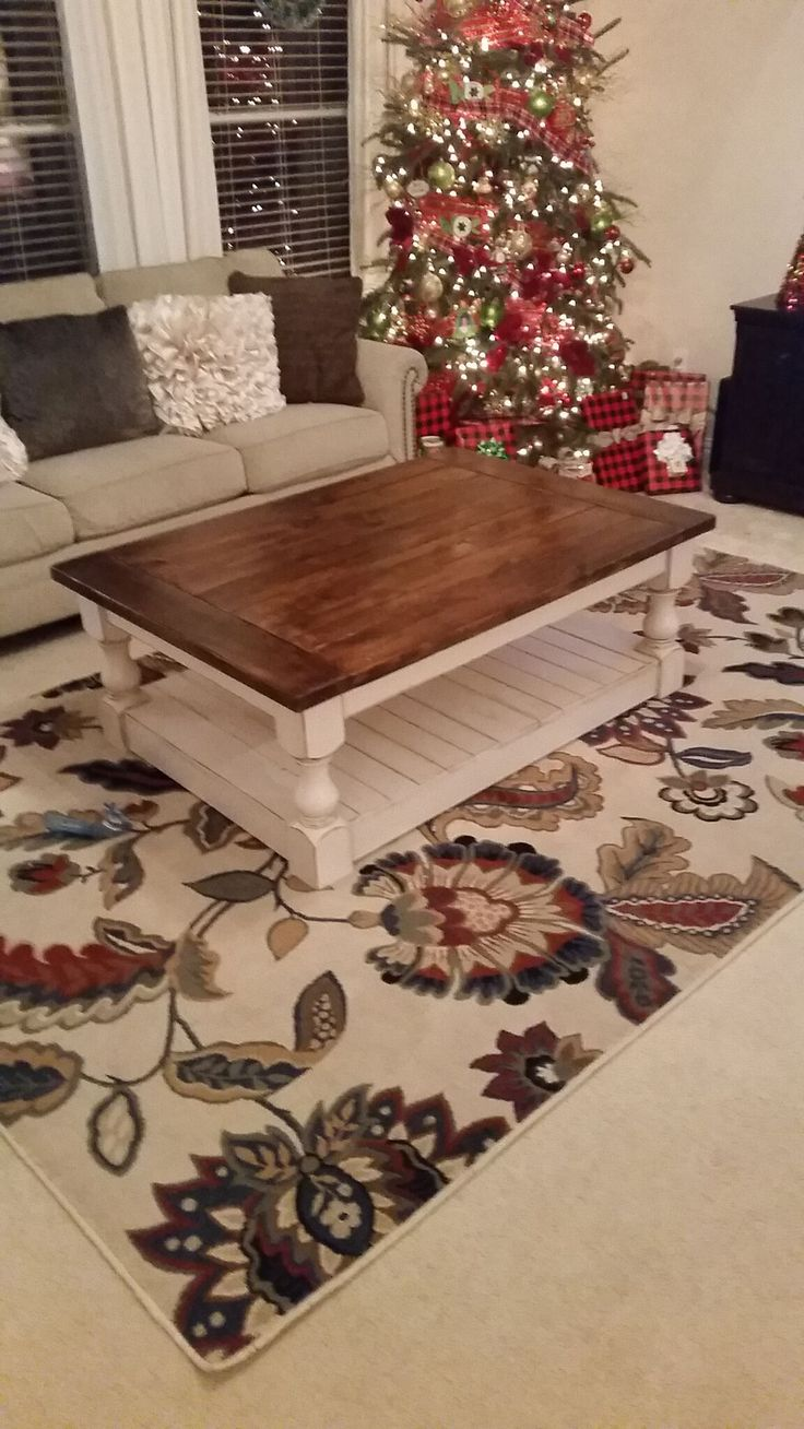 Ana white corona coffee table rectangle diy projects
