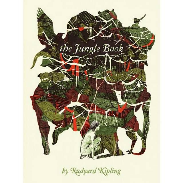 #leyendo The Jungle Book  [El libro de la selva] - Rudyard Kipling