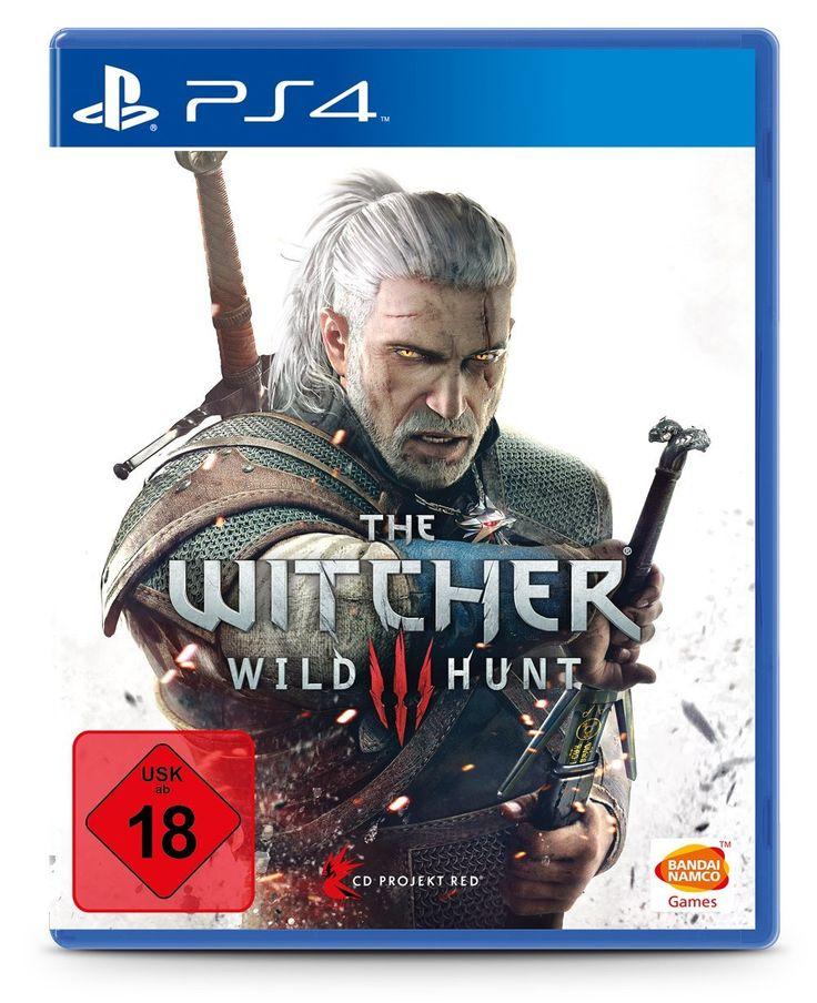 The Witcher 3: Wild Hunt - Standard - [Playstation 4]: Amazon.de: Games