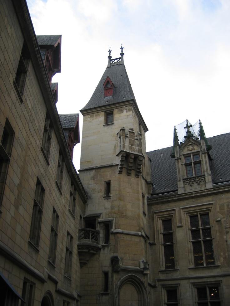 The Cluny, Paris, France