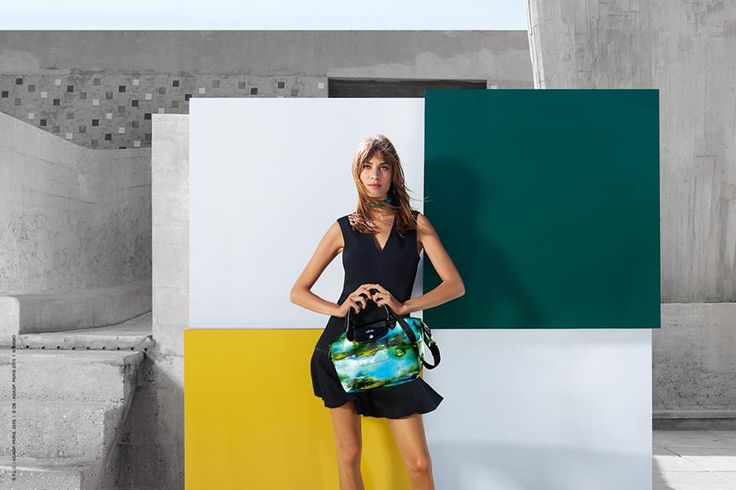 SPRING 2015 COLLECTION  Energetic and optimistic, the Longchamp Spring 2015 collection will make the perfect addition to your wardrobe!