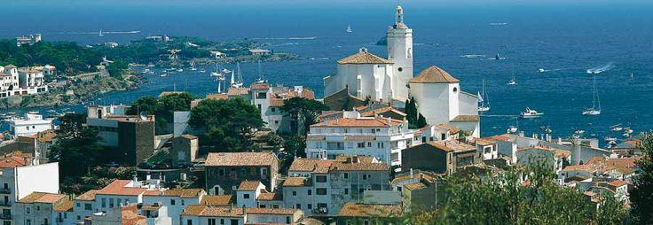 Beautiful Cadaqués, Girona, Catalunya, Spain - we loved it!