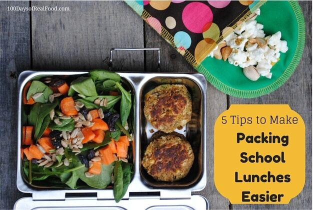Packing lunches for kids is a hot topic, and the reality is, it must be done! This post will give you the tools you need to make packing school lunches easier.