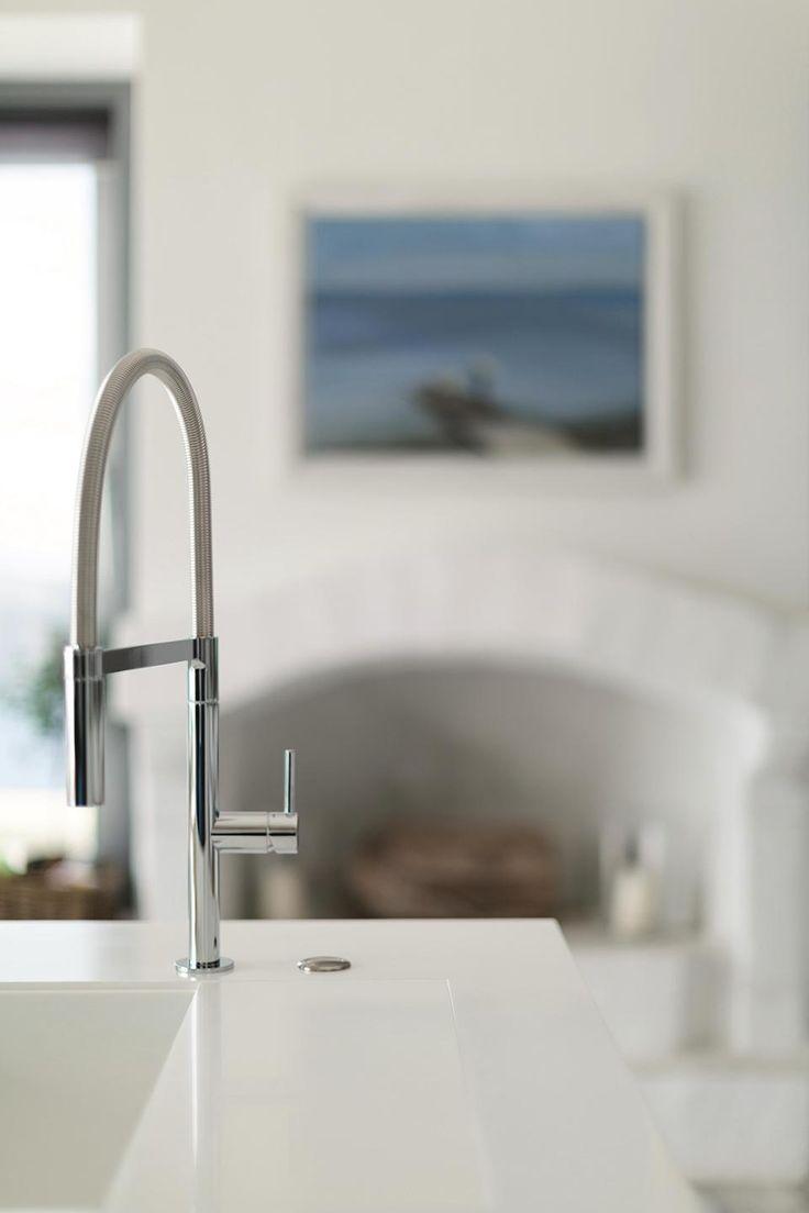 Pas d'évier sans robinet !   Franke robinets
