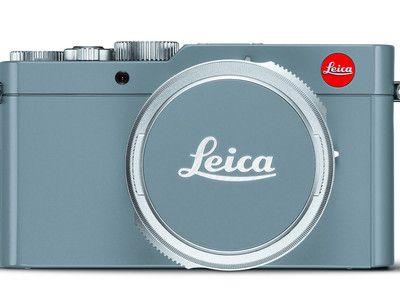 Leica D-Lux Gris Chromé Argent