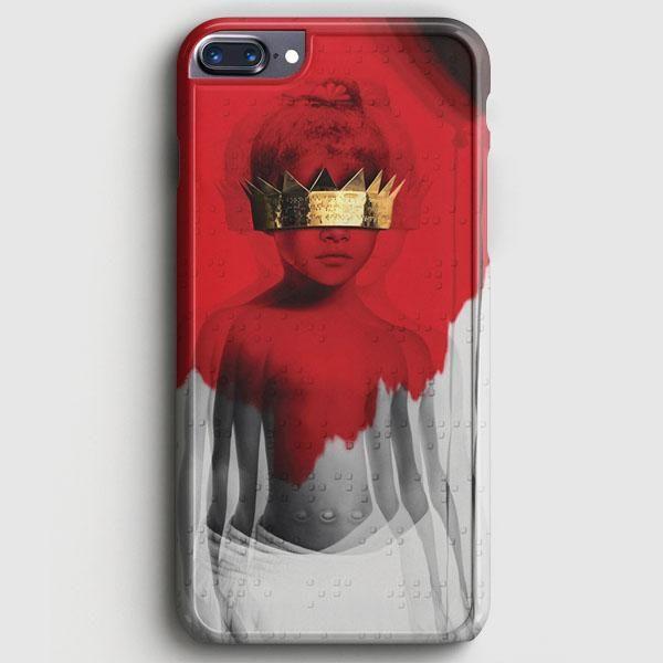 Rihanna Album Artwork iPhone 8 Plus Case | casescraft