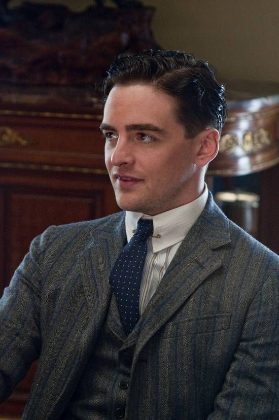 "Vincent Piazza as Charles ""Lucky"" Luciano in ""Boardwalk Empire"" (TV Series)"