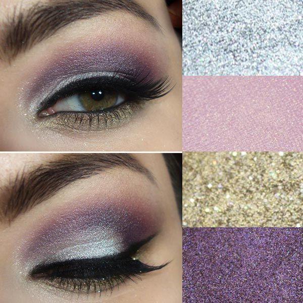 Tutorial – maquiagem com a Glinda Palette da Urban Decay