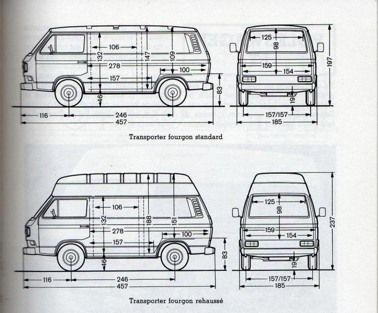 50528380f32466d3bcd9f54b58ef0eee bus vw vw camper best 25 vw transporter dimensions ideas on pinterest vw t2  at pacquiaovsvargaslive.co