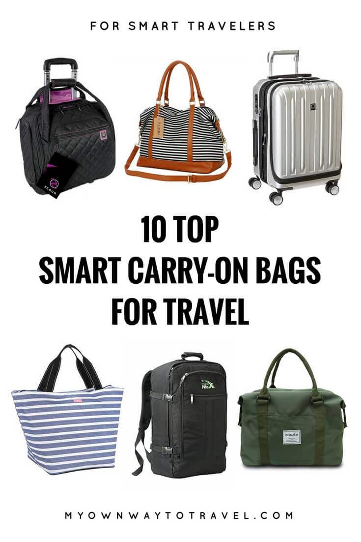 cff88325dc The  carryonbag is one of the important  travelaccessories to carry  essential items during any trip around. For every traveler and tourist
