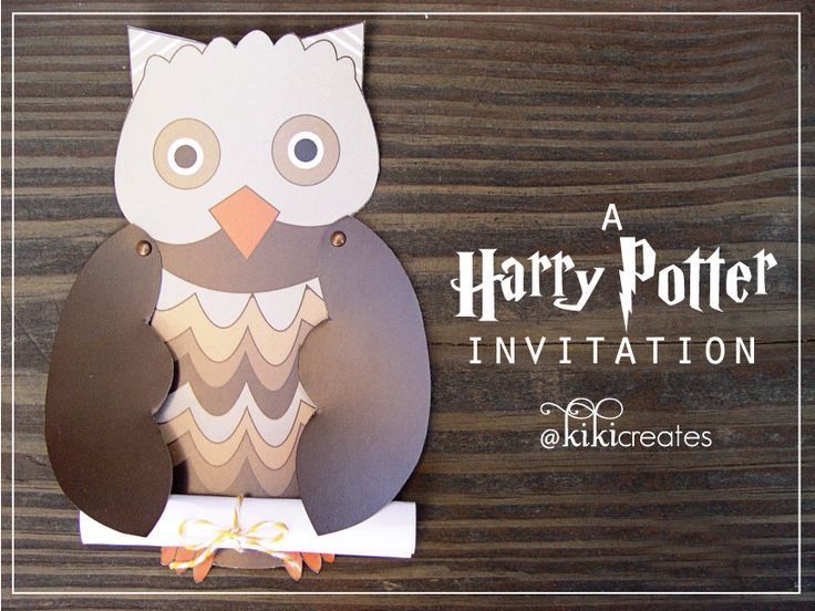 A quick invitation for a party that is sure to turn a bunch of muggle children into wizards! Description from kikicomin.com. I searched for this on bing.com/images