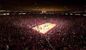 The Pit- University of New Mexico- Famed NCAA Tournament Site