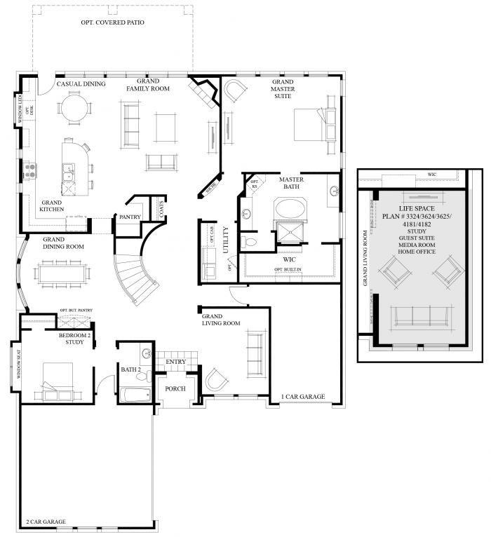 60 best Grand Homes images – Grand Homes Floor Plans