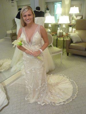 Dress Spotlight – Maggie Sottero ~ Gianna