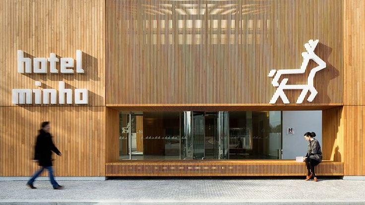 Hotel Minho , Vila Meã, 2014 - Vírgula #Architecture #FC3 @Fc3architecture @architectninja @ilovemyarch