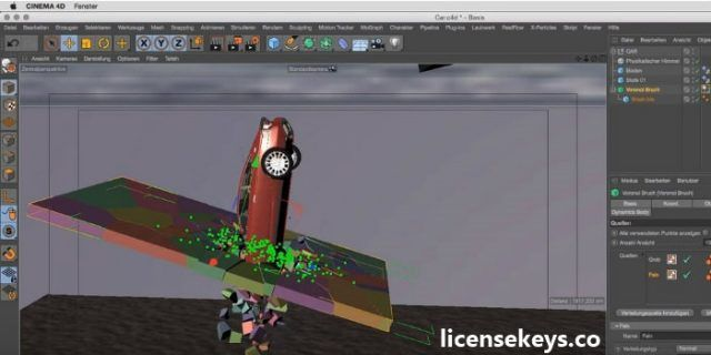 Cinema 4d torrent mac