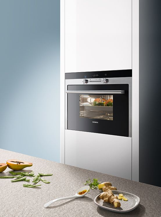 Not Just Hot Air   The Siemens #steamer And #steam Ovens. /
